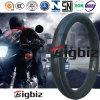 2.75-17 Chambre à air d'ATV de pneu de moto butylique de chambre à air pour le Cameroun