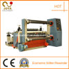 Shaft doble Paper Slitting y Rewinding Machine