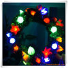 LED Artificial Flowers Wreath per Promotion