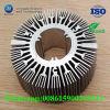 Aluminiumlegierung Röhren-LED Kühlkörper-Gehäuse des Druckguss-