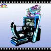 Máquina de jogo dinâmica a fichas elétrica da competência de carro