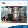 Máquina de capa inoxidable de la hoja de acero PVD del ion multi horizontal del arco