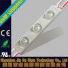 La protección IP67 impermeabiliza el módulo del LED