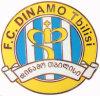 Divisa esmaltada dura de calidad superior del Pin F.C. Dinamo Tbilisi del recuerdo del club del fútbol de Ucrania