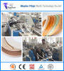 Berufschina-Hersteller-hohe Starrheit Belüftung-Rand-Streifenbildungs-Strangpresßling-Zeile