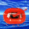 PE/PVC Vlotter/Reddingsvlot van het Leven van het schuim het de Mariene