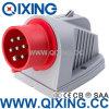 Opgezette Inham van 7-Pool van de Contactdoos van de Stop van Qixing de Industriële Comité