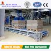 Machine de fabrication de brique de ciment de fabrication avec le bas investissement