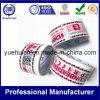 Impresión adhesiva fuerte pila de discos la cinta adhesiva