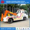 Isuzu 6 Vrachtwagen Wrecker van het Slepen van Wrecker 5tons van Wielen 3t de Kleine Kleine