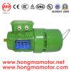Motor de C.A./motor de indução eletromagnético trifásico do freio com 0.25kw/6poles
