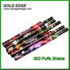 Pluma disponible de Eshisha de Shisha de los soplos coloridos del tiempo 500