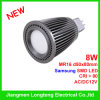 8W LED Spot MR16 (omhoog-v24mr16-8W)