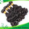 Оптовые человеческие волосы Grade 7A бразильские Virgin (AFBW)