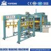 Machine de fabrication de brique Qt10-15 concrète complètement automatique \ brique automatique usiner \ machine de bloc