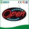LED che fa pubblicità alla scheda aperta del segno