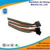 Asamblea de cable del harness de cableado de las líneas eléctricas