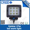 차량 경작을%s 27W LED 차 빛 램프