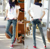 Latest Designed Fashion Lady Jeans Jbw0303