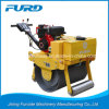 500kg Hand Operated Single Drum Manual Mini Road Roller