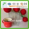 glace de flotteur inférieure ultra claire de bonne qualité de fer en verre de flotteur 8mm/