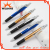 Custom promotionnel Pens avec Rubber Grip (BP0124)