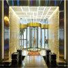 Colorear la placa de acero inoxidable cubierta PVD para la decoración del hotel