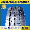Route DR802 9.00-20 de double de pneu de camion de qualité