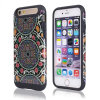 iPhone 6 Plus를 위한 2in1 Armor Printed Shock Proof Cover