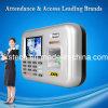 Биометрический рекордер контроля времени блока развертки смарт-карты Zks-T3 с CE