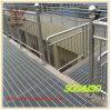 Reja de acero galvanizada plataforma