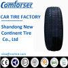 Certificación radial semi de acero 215/75r15 del PUNTO del neumático de coche