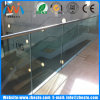 Preiswertes im Freien Frameless Glaspanel für Balkon-Balustrade