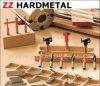 Facas de trabalho da maquinaria da madeira afiada elevada da resistência de desgaste Hra93