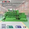 Shandong Lvhuan 2015년 새로 발육된 청정 에너지 200 Kw 생물 자원 발전기