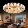 Luz de cristal moderna do pendente do estilo europeu das lâmpadas