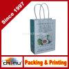 Bolso impreso color del papel de arte/del Libro Blanco 4 (2252)