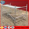 Andamio de acero del marco de la escala del fabricante Q235 del andamio de Foshan Jianyi