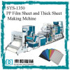 Pp. Film Sheet und Thick Sheet Making Machine