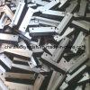 Cepillo de nylon de la tira del alambre del sostenedor de la aleación de aluminio para la puerta (YY-164)