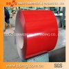 L'usine de bonne qualité d'usine de PPGI Chine fournissent directement la bobine en acier galvanisée enduite d'une première couche de peinture par PPGI (en gros) de PPGI différentes couleurs