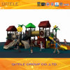 Baum House Kids Outdoor Playground Equipment für School und Amusement Park (2014TH-11301)
