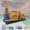De Generator 500kw van het Aardgas van Fabriek wordt geplaatst die