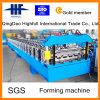 Bon Price de Steel Glazed Tile Panel Roll Forming Machine