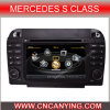 GPS를 가진 Mercedes S Class, Bluetooth를 위한 특별한 Car DVD Player. A8 Chipset Dual Core 1080P V-20 Disc WiFi 3G 인터넷 (CY-C220로)