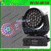 36 이동하는 맨 위 매트릭스 LED 세척 이동하는 헤드 LED 매트릭스