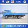 Carro ligero del camión ligero de Sinotruk Cdw 4X2 mini para la venta
