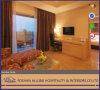 인도 Mysore 국가 알루미늄 Yd0209 Hotel Furniture 파이브 스타 Luxurious Solid Wood 텔레비젼 Stand/TV Panel/TV Cabinet