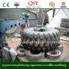 Chaîne de fabrication de rebut de poudre de machine et en caoutchouc de coupeur d'anneau de pneu