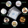 Многоразовые Self-Adhesive полиэтиленовые пакеты с изготовленный на заказ предупреждающий языком